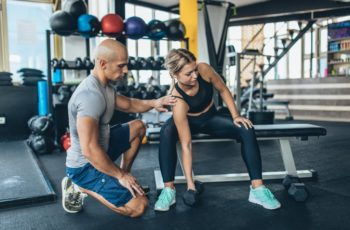 personal trainer beneficios